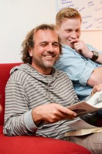 Peter Rösch zu Gast im Mitarbeiterkreis