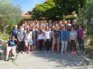 CVJM Jugendfreizeit vom14.08-26.08.2014 in der Provence – Es war einfach nur Laser-Laser!