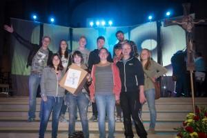 CVJM auf dem ökumenischen Jugendkirchentag in Speyer 2015
