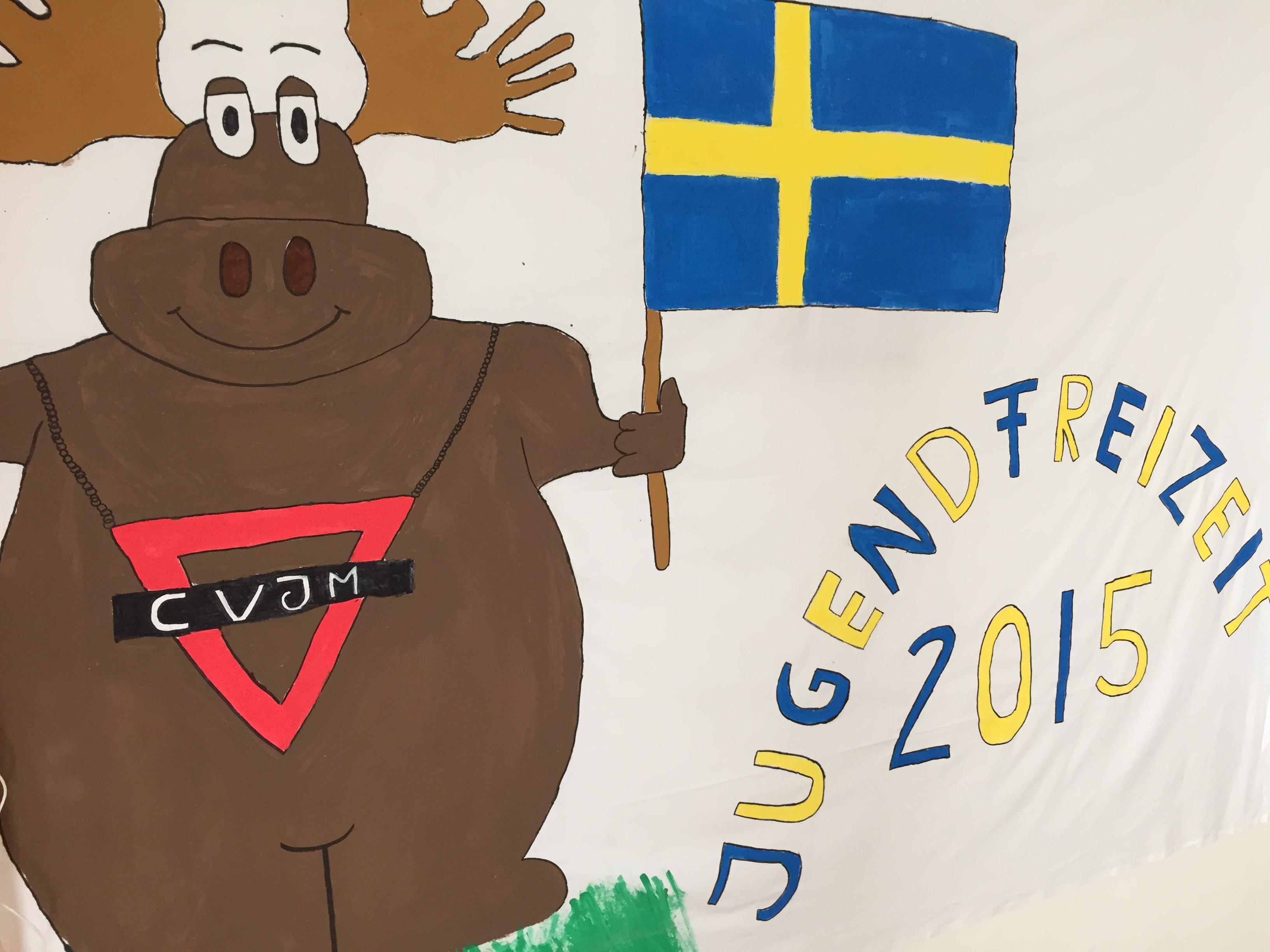 Jugendfreizeit 2015 in Schweden – Denn wir war´n hier!