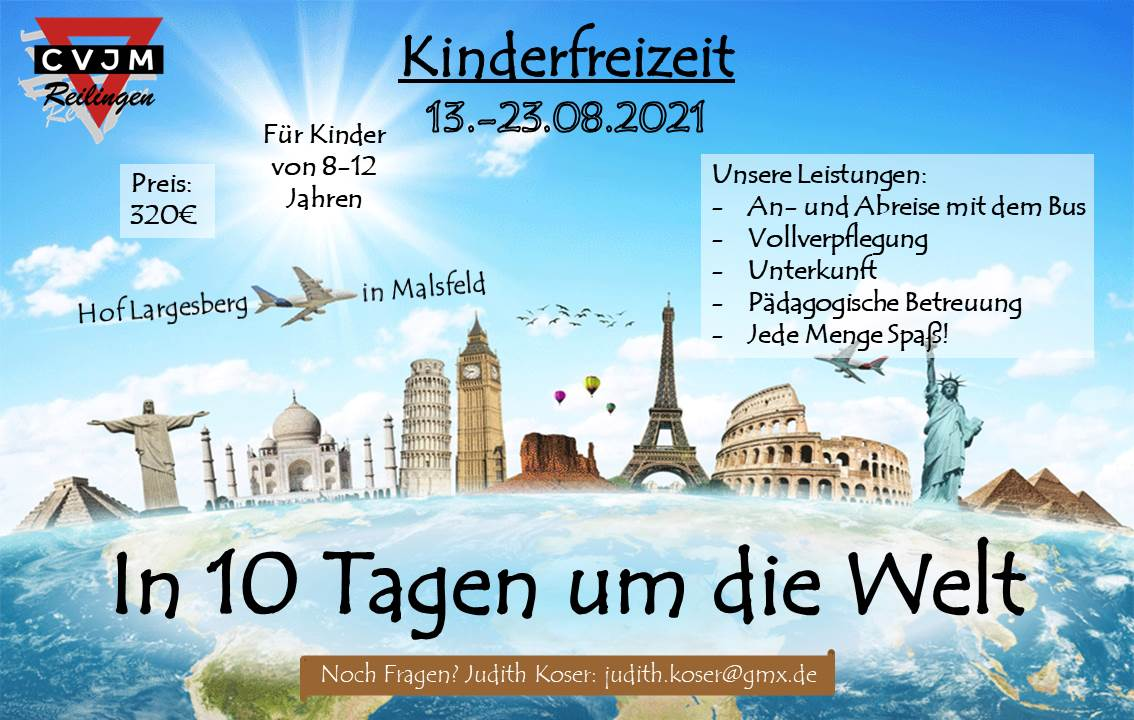 Read more about the article Kinderfreizeit 2021
