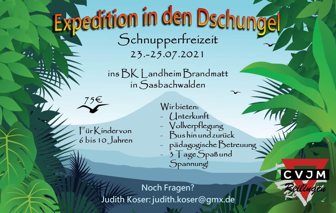 Read more about the article Schnupperfreizeit 2021