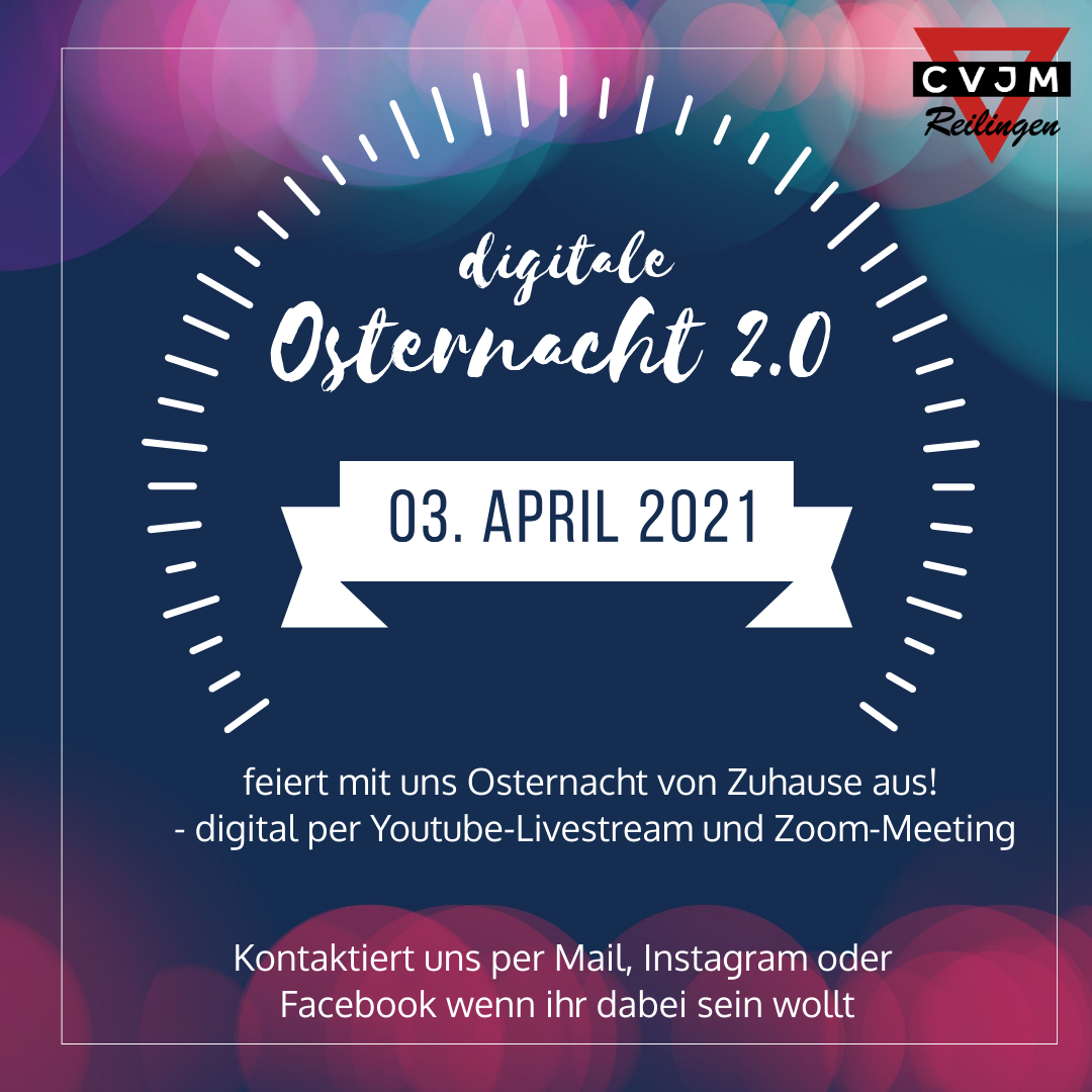 Digitale Osternacht 2.0